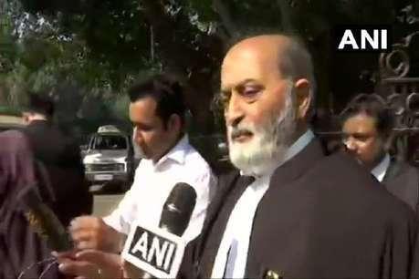 Live: अयोध्या भूमि विवाद: मुस्लिम पक्ष ने कहा- हम सुप्रीम कोर्ट के फैसले का सम्मान करते हैं, लेकिन संतुष्ट नहीं.