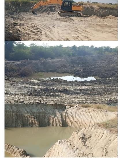 मुख्यमंत्री- योगी जीके राज्य में उच्च स्तरीय भष्टाचार: बख्शी का तालाब (लखनऊ) में अवैध खनन - माफियाओं का बोलबाला - उप जिलाधिकारी चिरनिद्रा में!