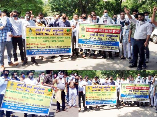 हरियाणा: दस सालों से नौकरी की बाट देख रहें है हरियाणा के बीटेक आई.टी.आई. अनुदेशक: डॉo सत्यवान सौरभ