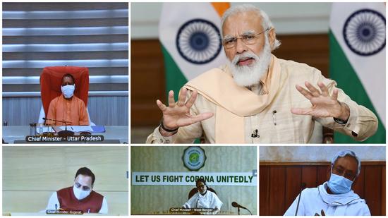 COVID-19: महामारी से निपटने एवं मौजूदा स्थिति पर चर्चा तथा आगे की योजना बनाने के लिए मुख्यमंत्रियों के साथ प्रधानमंत्री के बातचीत का मूल पाठ