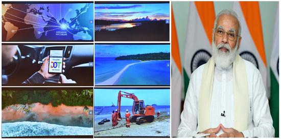 LIVE VIDEO: अंडमान-निकोबार कनेक्टिविटी प्रोजेक्ट के लोकार्पण के अवसर पर प्रधानमंत्री के सम्बोधन का मूल पाठ