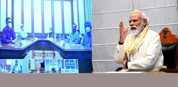 COVID-19: प्रधानमंत्री ने कोविड-19 के खिलाफ भारत की लड़ाई की समीक्षा की