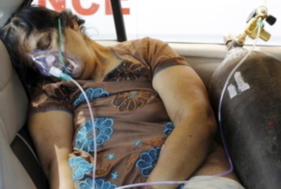 देश में कोविड-19 के 3,68,147 नए मामले, 3417 और मरीजों की मौत