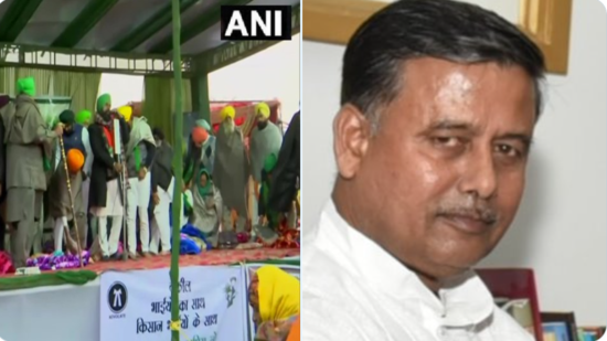 किसान आंदोलन को सफल बनाने हेतु लोसपा प्रदेश अध्यक्ष- एस. एन. श्रीवास्तव पूर्वांचल के तीन दिवसीय दौरे पर!