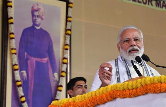 प्रधानमंत्री ने कोलकाता पोर्ट ट्रस्ट की 150वीं वर्षगांठ के भव्य समारोह में भाग लिया, कोलकाता बंदरगाह के लिए बहुआयामी विकास परियोजनाएं शुरू कीं