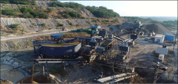 कोल इंडिया लिमिटेड (सीआईएल) ने ओवरबर्डन से बहुत ही सस्ती कीमत पर रेत का उत्पादन करने वाली अनूठी पहल की शुरूआत की