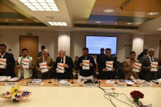 भारत की ऊर्जा नीति रिपोर्ट की समीक्षा लॉन्च की गई