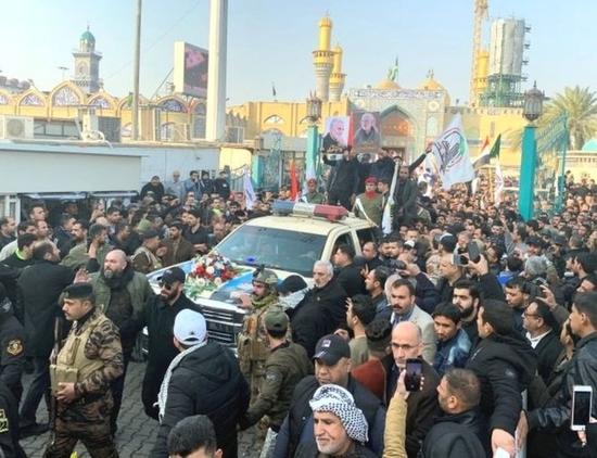 क़ासिम सुलेमानी की हत्या के बाद इराक़ में क्या हो रहा है ?-