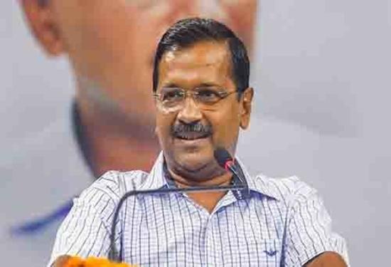 भाजपा के आरोप-पत्र के अच्छे सुझावों को अगले पांच सालों में लागू करेंगे: केजरीवाल