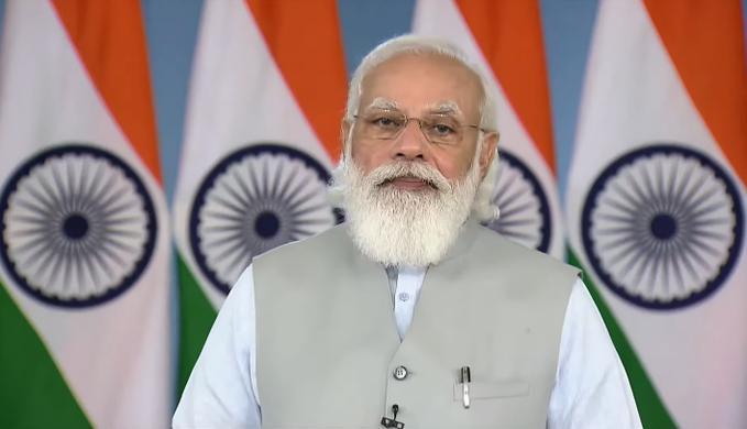 प्रधानमंत्री ने शिक्षक पर्व के पहले सम्मेलन को संबोधित किया