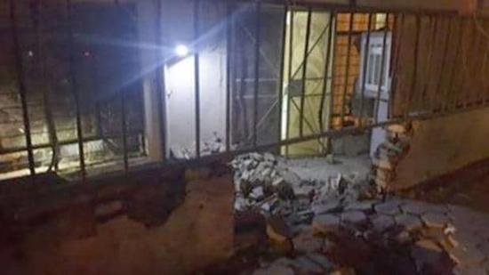 इराक: अमेरिकी दूतावास पर रॉकेट से बड़ा हमला - दो मिसाइल दागी गयी