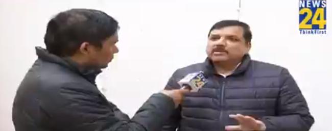 BREAKIING NEWS: सांसद संजय सिंह को जिन्दा जलाने की धमकी मिली, सांसद ने दिल्ली के नॉर्थ ऐवनू थाने में शिकायत दर्ज कराई