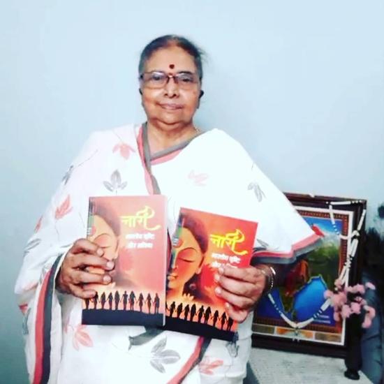 भारतीय नारी में सृजन और संरक्षण की अपार शक्ति है: शान्तक्का, प्रमुख संचालिका, राष्ट्र सेविका समिति